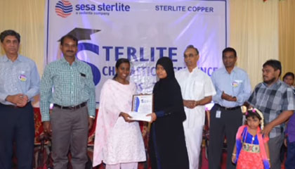 Sterlite Copper – Corporate Social Responsibility (CSR)