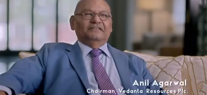 Vedanta Corporate Film 2018